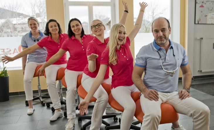 Das Team der DentalOase