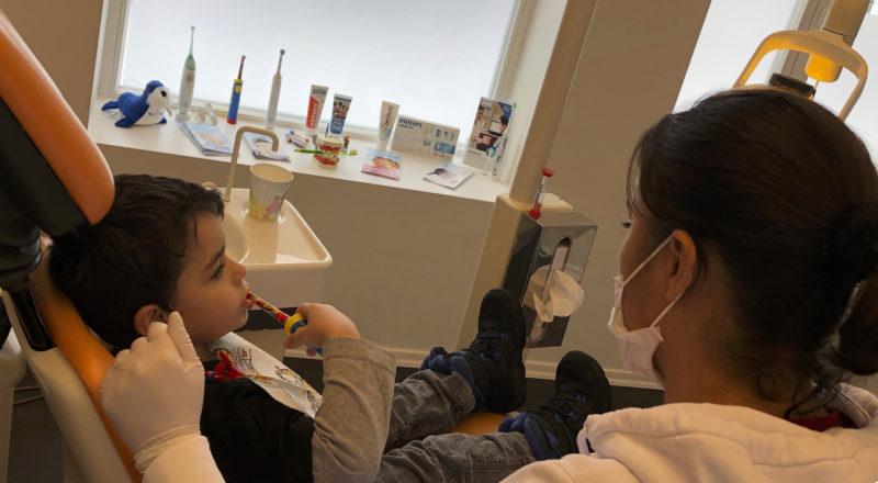 Kinderzahnheilkunde in der DentalOase