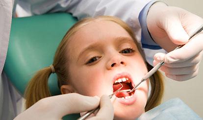 Kinderzahnheilkunde in der Zahnarztpraxis DentalOase